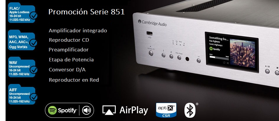 Oferta Cambridge Audio Azur 851