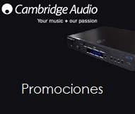 Ofertas Cambridge audio