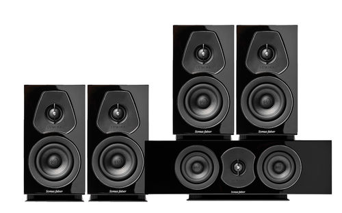 SONUS FABER LUMINA I + CENTER I
